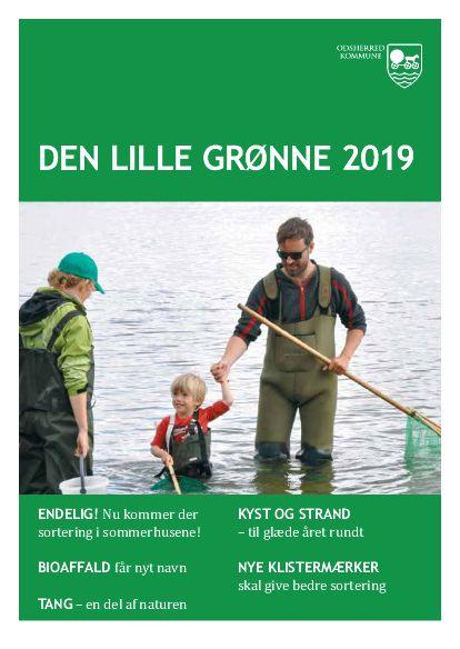 Forside Den Lille Groenne 2019