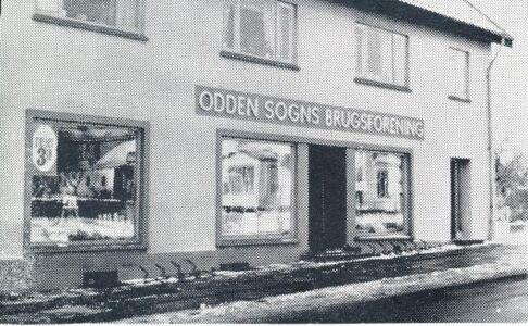 Odden Sogns Brugs Oddenvej 217